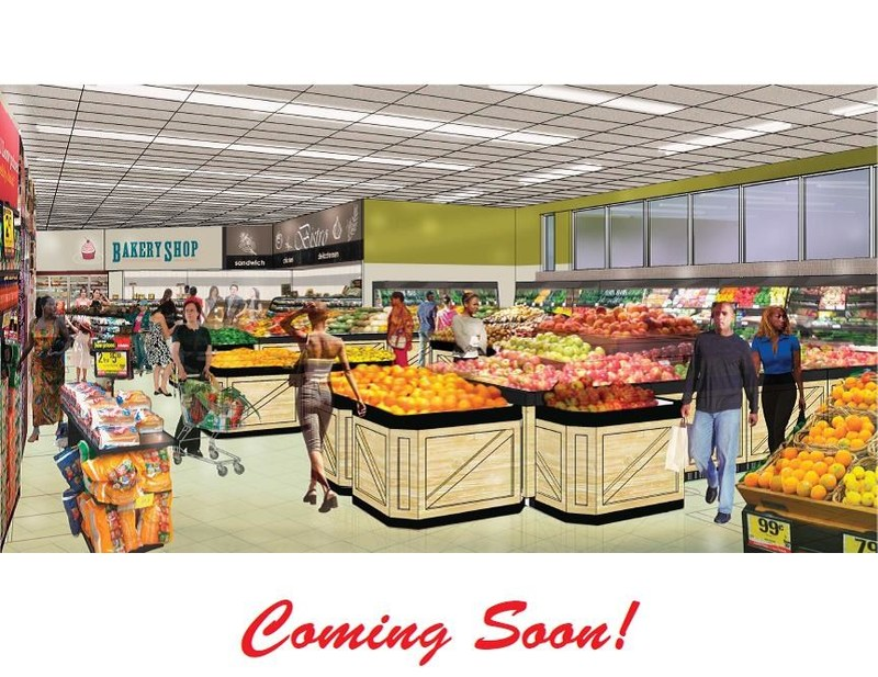 The Produce Department at Ralphs remodeled store at 1730 West Manchester Boulevard in Los Angeles will feature a wide variety of natural and organic products.