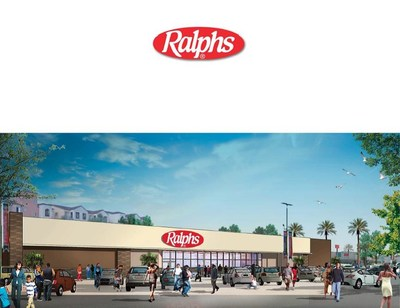 Ralphs remodeled store at 1730 West Manchester Boulevard in Los Angeles features an all-new exterior design.
