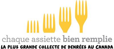 Chaque assiette bien remplie 2017 (Groupe CNW/Banques alimentaires Canada)