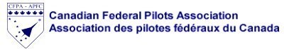 Logo: Canadian Federal Pilots Association (CNW Group/Canadian Federal Pilots Association)