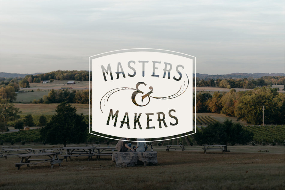 The Masters & Makers Trail traverses the scenic landscape throughout Williamson County, Tennessee, connecting craft distilleries, local breweries and an award winning vineyard to highlight an exceptional tasting experience found just south of Nashville.