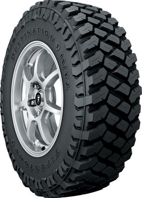 Firestone Launches Aggressive Off Road Tire For 4x4s