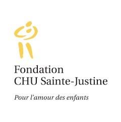Logo : Fondation CHU Sainte-Justine (Groupe CNW/Fondation CHU Sainte-Justine)