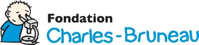 Logo: Fondation Charles-Bruneau (CNW Group/CHU Sainte-Justine Foundation)