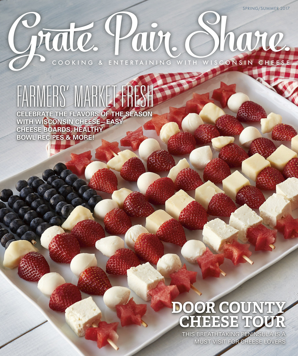 View or download the digital magazine at GratePairShare.com.