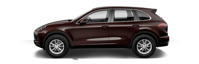 The Porsche Cayenne is among the models currently available at Loeber Motors at an incentive price.
