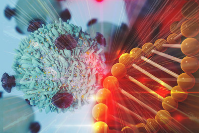 Gene therapy enhances cancer immunotherapy
