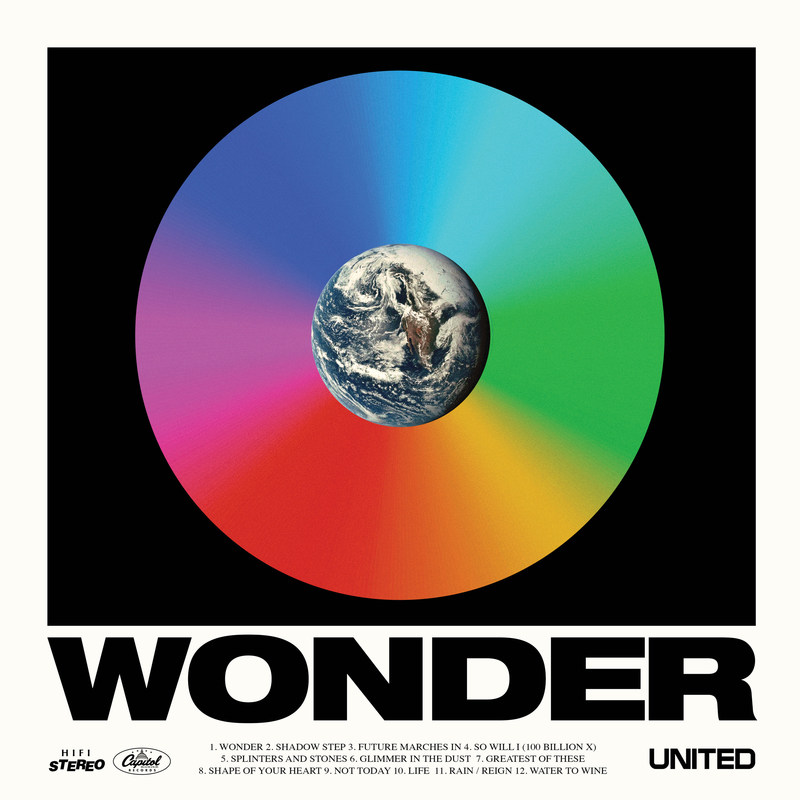"""Hillsong UNITED's sixth studio album """"Wonder"""" will be available everywhere June 9th, 2017."""