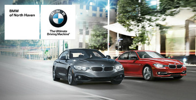 North Haven car shoppers can take advantage of the BMW Certified Pre-Owned Spring Event at BMW of North Haven