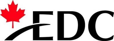 Logo: EDC (Groupe CNW/Exportation et développement Canada)