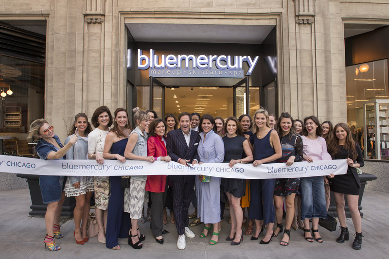 Boys & Girls Clubs Of Chicago Celebrates Grand Opening Of Bluemercury's River North Store With Bluemercury Founder And Chief Operating Officer Barry Beck