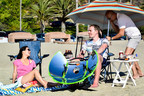 SolSource Sport Safe to Grill on the Beach