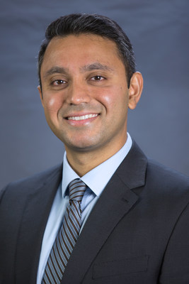 Clinical research led by Arjun Balar, MD, of NYU Langone's Perlmutter Cancer Center, helped pave the way for FDA approval of the drug pembrolizumab for first-line treatment for advanced bladder cancer. Courtesy of NYU Langone Medical Center