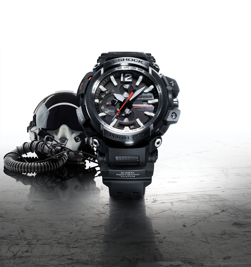 The First-Ever Bluetooth Connected Model in the Master of G Series, the GRAVITYMASTER GPW2000-1A