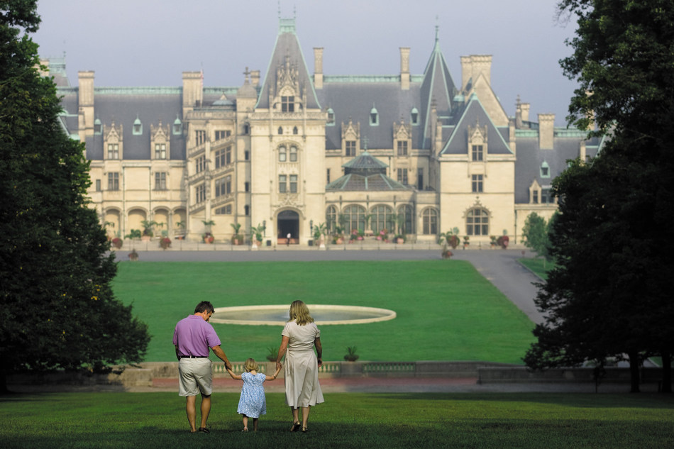 This summer go back in time to unwind at Biltmore in Asheville, NC. www.biltmore.com