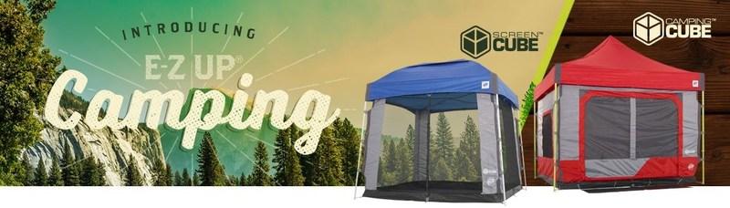 Introducing Camp E-Z UP