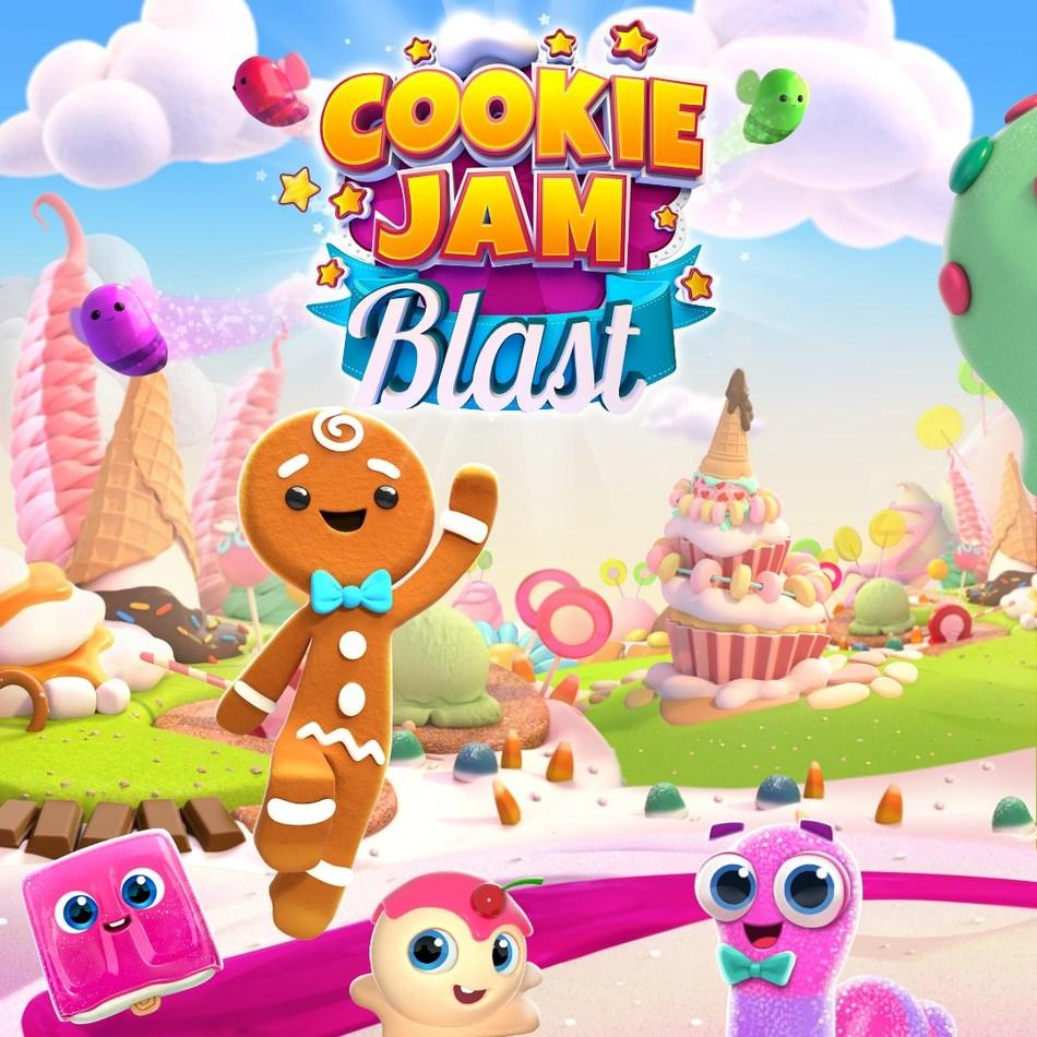 Jam City's Cookie Jam Blast