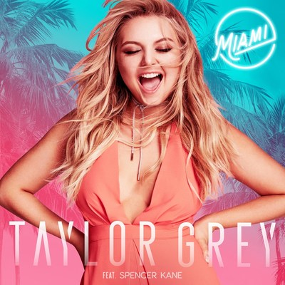 Taylor Grey - Miami Artwork