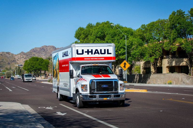 Sin City saw a 6.3 percent drop in year-over-year arrivals, though it maintained its 2015 ranking as the sixth busiest U.S. city for incoming U-Haul trucks.