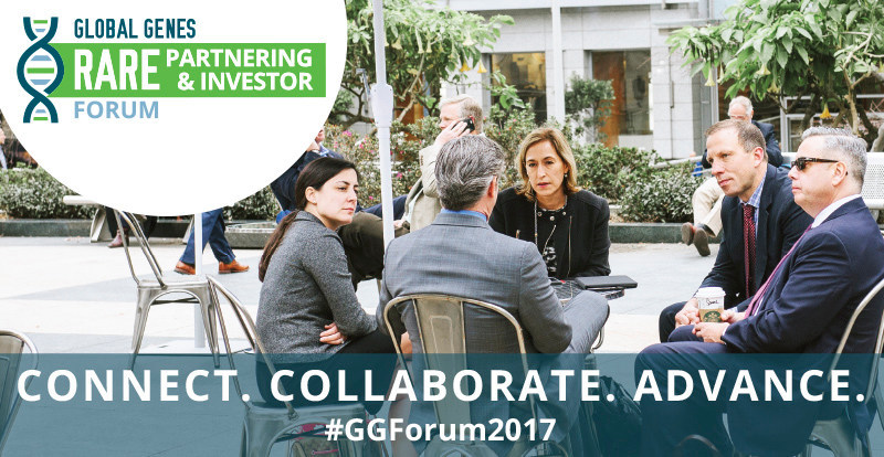 Global Genes to Convene RARE Partnering and Investor Forum to Accelerate Drug Development for Rare Diseases September 14, 2017