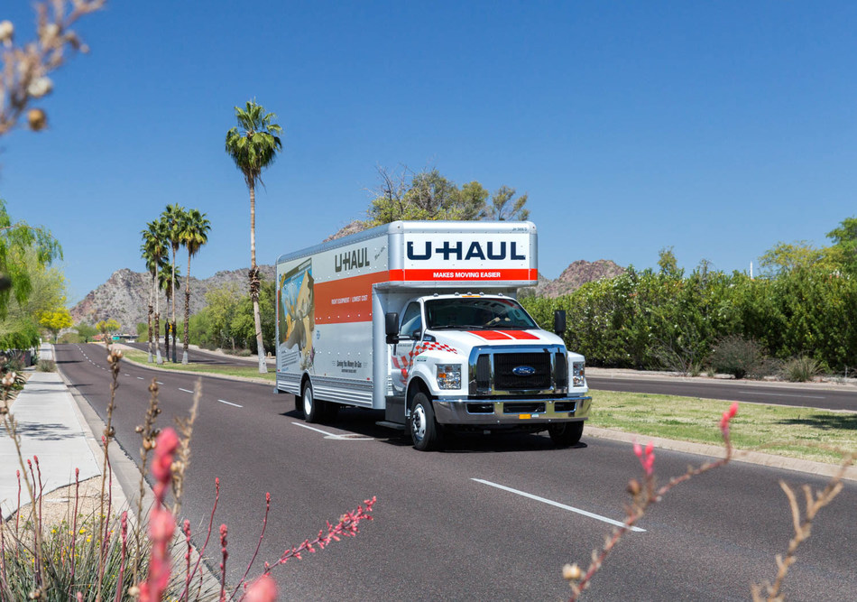 The Texas capital saw an increase of nearly 2 percent in arrivals over 2015, helping to sustain its run as one of the top five busiest U.S. markets for incoming U-Haul trucks.