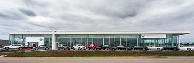 On May 1, 2017, the New BMW | VW of Topeka opened the doors on a brand new, modern facility featuring the largest new car showroom in Kansas and many other amenities to enhance the customer experience.