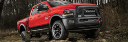 Truck owners in the Twin Cities area can find attractive truck accessories, and have them installed, at the Fury Ram Truck Center in Lake Elmo.