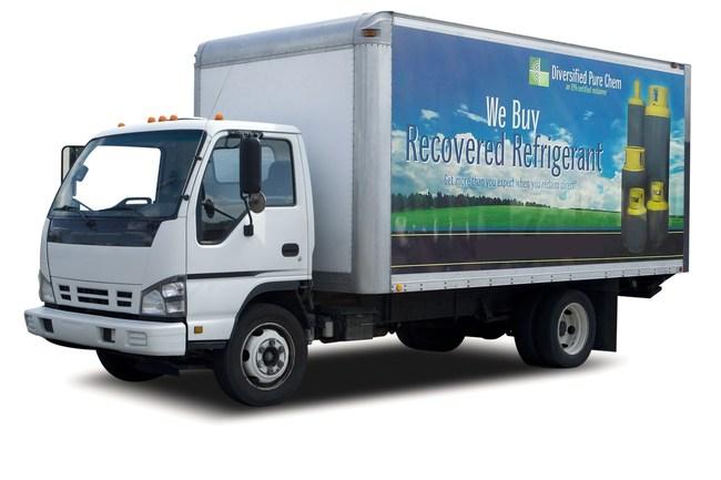 PURECHEM Truck