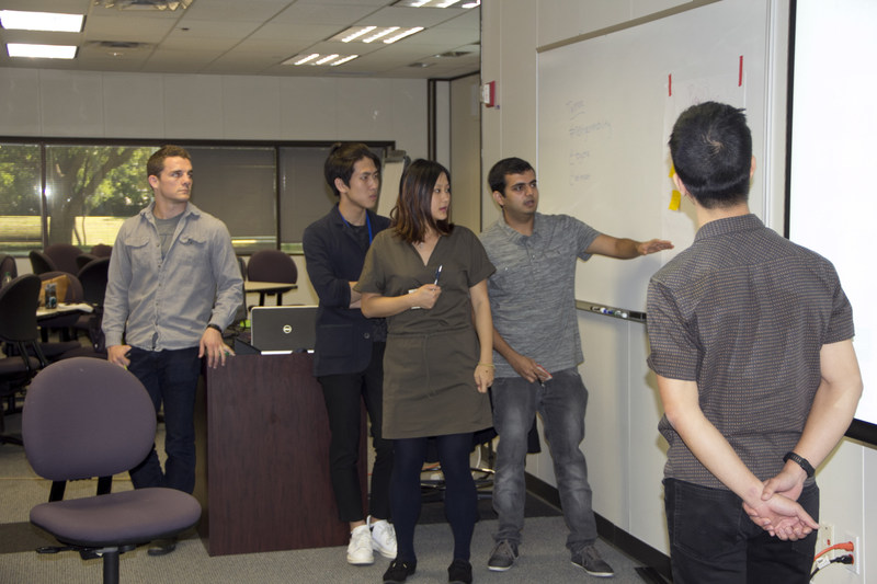 Georgia Tech students win Toyota and Net Impact's Next Generation Mobility Challenge with app concept to improve mobility options for people who use wheelchairs.