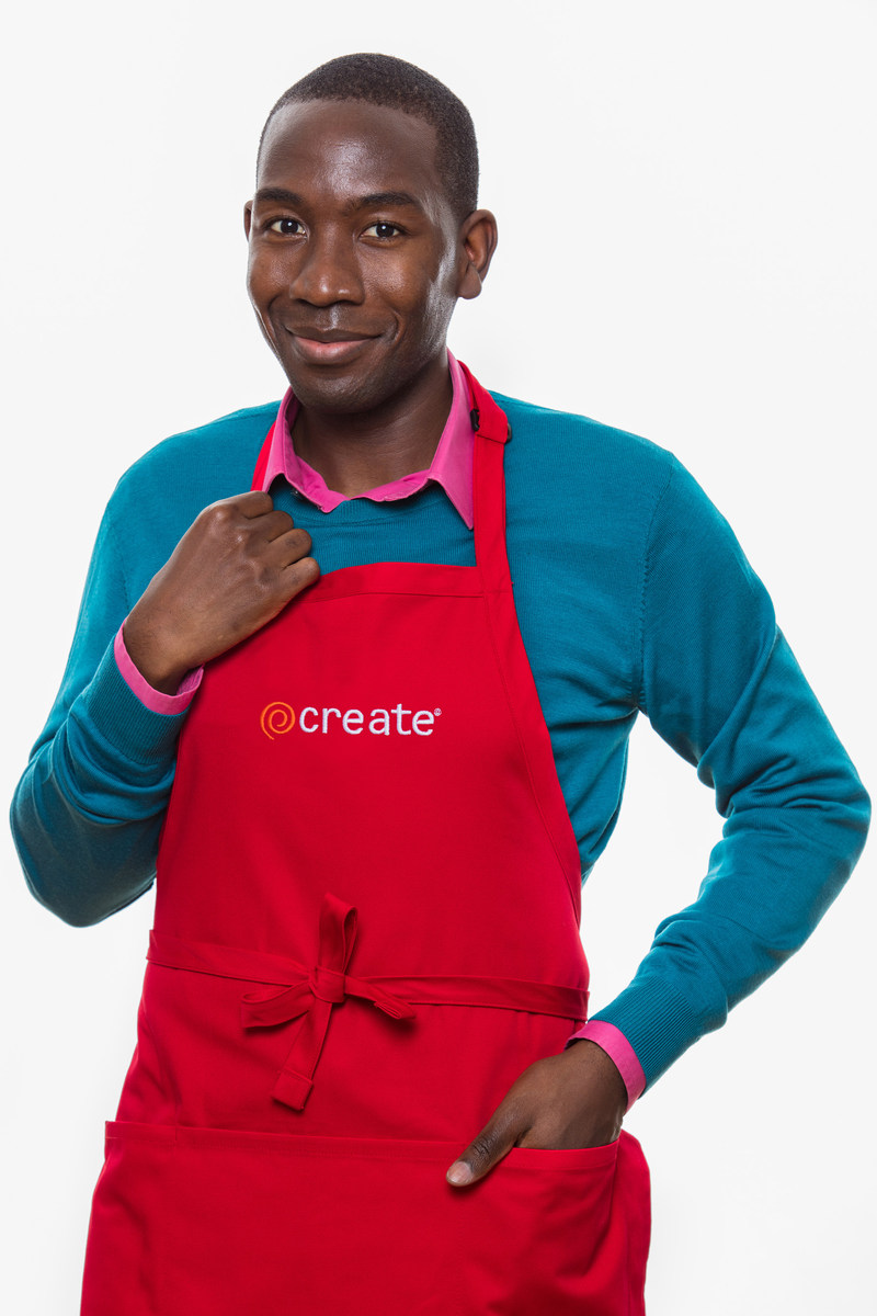 Buki Elegbede is the Create Cooking Challenge Grand Prize Winner! More info at CreateTV.com.