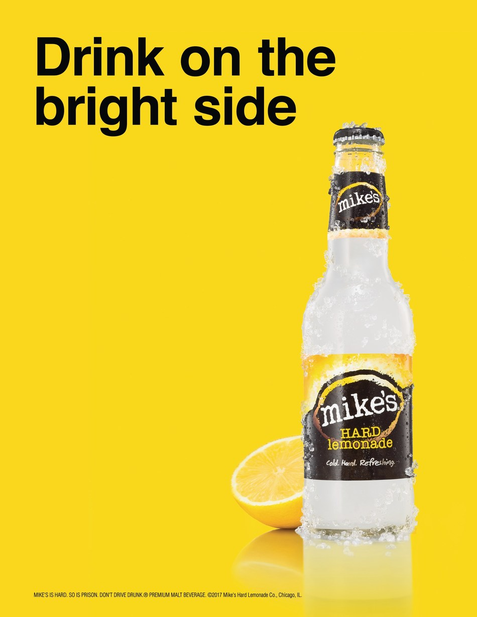 (PRNewsfoto/Mike's Hard Lemonade Co.)