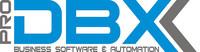 DBX Software Pro DBX Logo