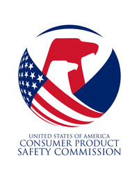 The U.S. Consumer Product Safety Commission is an independent federal agency created by Congress in 1973 and charged with protecting the American public from unreasonable risks of serious injury or death from more than 15,000 types of consumer products under the agency's jurisdiction. To report a dangerous product or a product-related injury, call the CPSC hotline at 1-800-638-2772, or visit https://www.saferproducts.gov. Further recall information is available at https://www.cpsc.gov. (PRNewsFoto/U.S. CONSUMER PRODUCT SAFETY COMMISSION)
