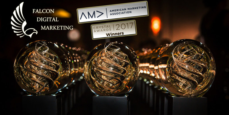 Falcon Digital Marketing Wins 2017 AMA Crystal Award for Online Marketing for National Legal Research Group PPC Advertising Campaign
