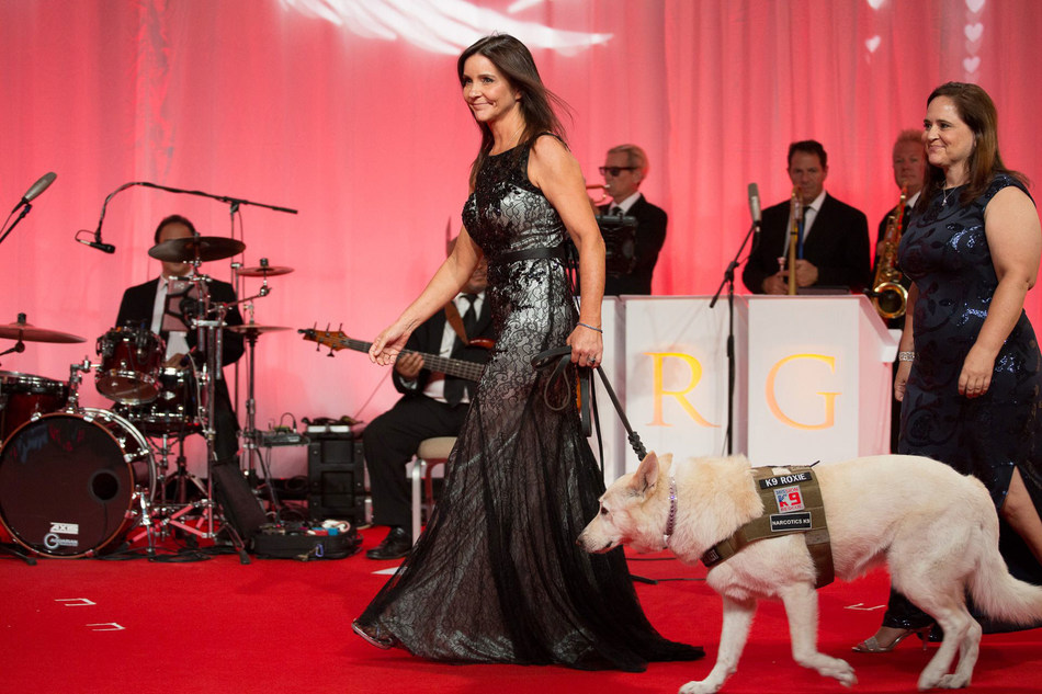 The Petco Foundation's Helping Heroes Award, presented by Natural Balance, went to Houston-based non-profit Mission K9.