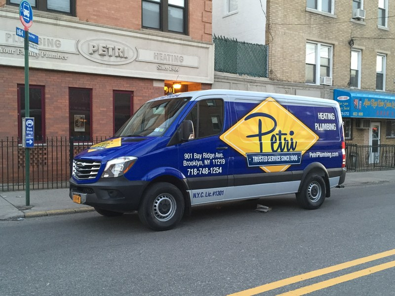"""""""By doing just a few checks inside and outside the home, you can prevent costly plumbing repairs and damage to your dwelling,"""" said Michael Petri, owner of Petri Plumbing & Heating."""