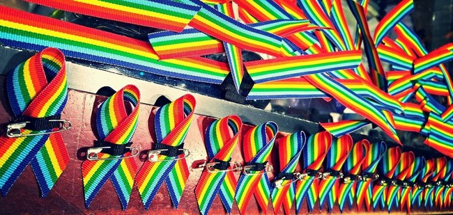 To date, more than 300,000 rainbow ribbons have been made, distributed and worn around the world in support of the 49 men and women who died in the pulse tragedy, those who were injured in the shooting and the rights of the GLBTQ community.