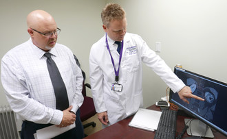 NYU Lutheran Experts Use Robotic Surgery to Successfully Treat Kidney Cancer