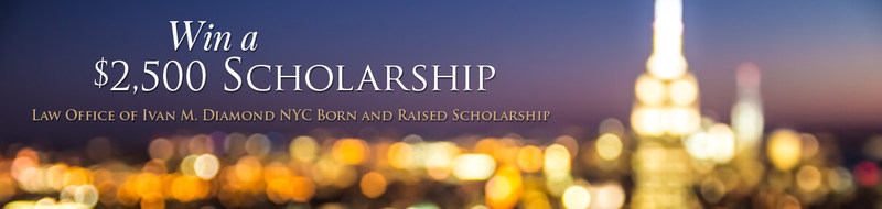 NYC Born and Raised Scholarship