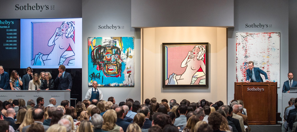 The evening of May 18, 2017 at Sotheby's New York when Jean-Michel Basquiat's 'Untitled' from 1982 soared to $110.5 million setting a new benchmark for any American artist ever sold at auction.