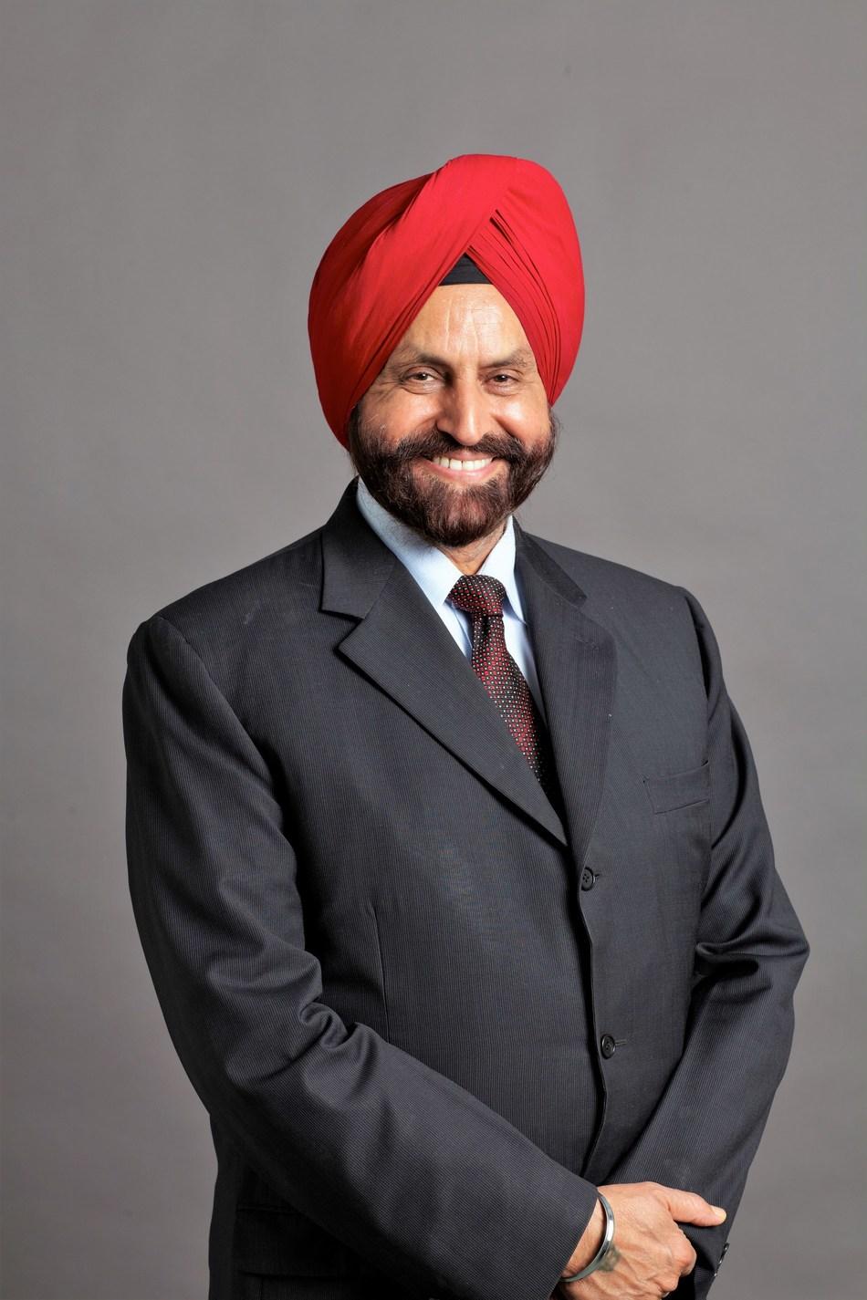 Sant Singh Chatwal, Presidente do Conselho da Dream Hotel Group (PRNewsfoto/Dream Hotel Group)