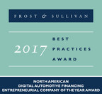 Frost & Sullivan Commends AutoGravity for Transforming Automotive Financing Industry