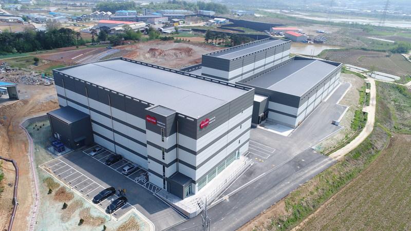 Rinchem Korea Expanded Logistics Center