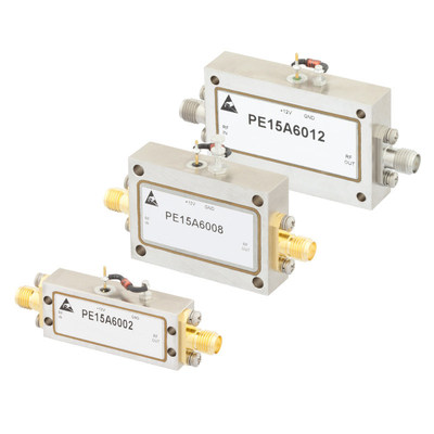 Broadband Limiting Amplifiers