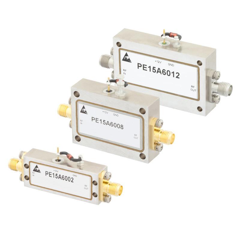 Broadband Limiting Amplifiers