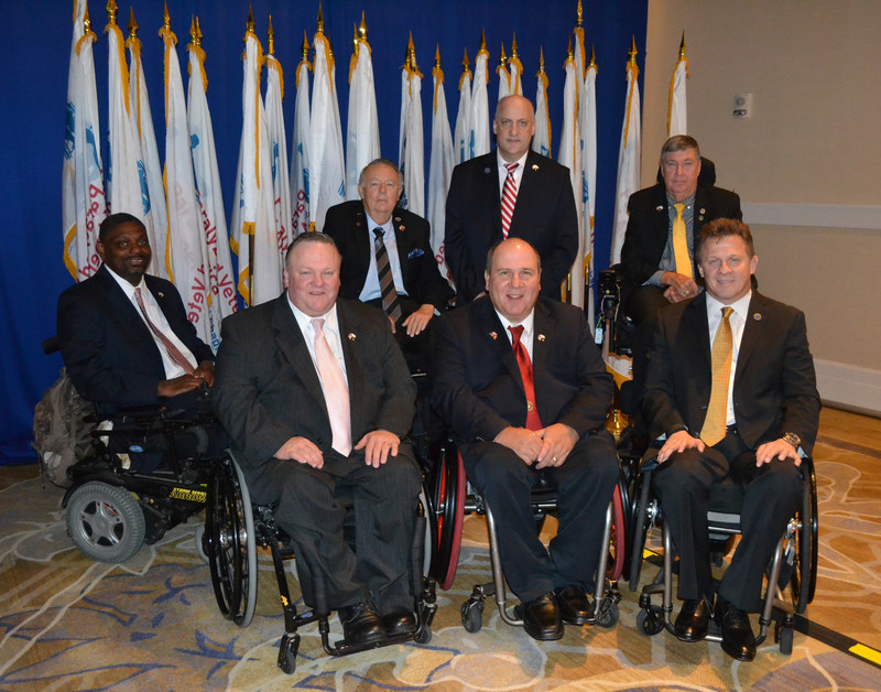 Paralyzed Veterans of America Executive Committee