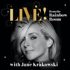 Jane Krakowski to Perform at LIVE! from the Rainbow Room