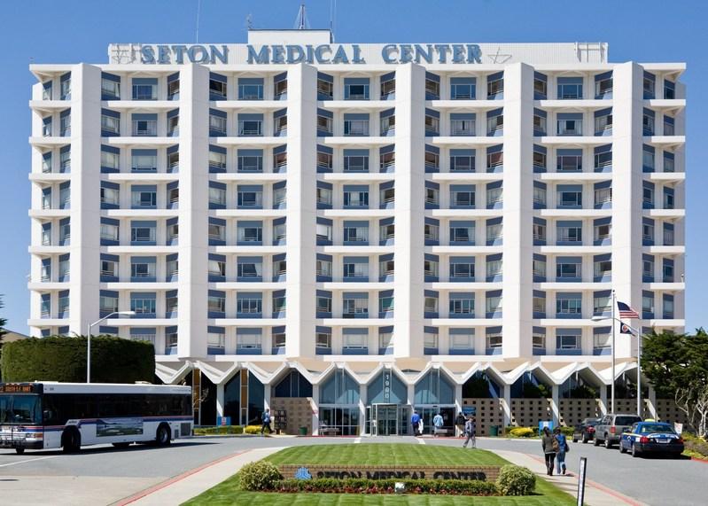 Seton Medical Center campus, Daily City, California