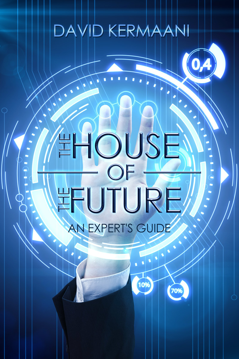 """""""The House of the Future: An Expert's Guide"""" book cover"""