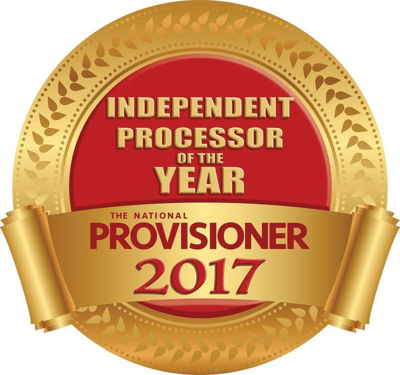 Industry standard publication, The National Provisioner, names Godshall's Quality Meats, Inc. 2017 Independent Processor of the Year.